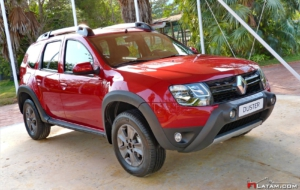 Dacia Duster 2017 Images