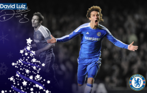 David Luiz Background