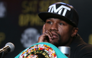 Floyd Mayweather Jr Widescreen