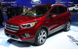 Ford Edge Sport 2017 Pictures