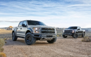 Ford F150 2017 Widescreen