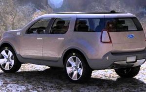 Ford Flex 2017 High Quality Wallpapers