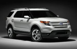 Ford Flex 2017 Wallpapers