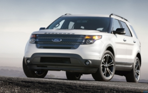 Ford Flex 2017 Wallpapers HD