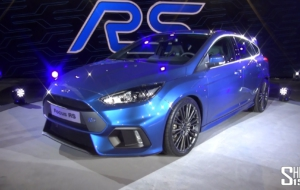 Ford Focus 2017 Wallpaper