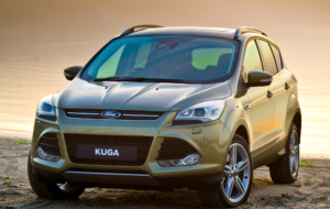 Ford Kuga Widescreen