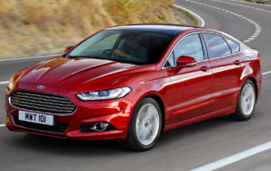 Ford Mondeo 2017 Computer Wallpaper