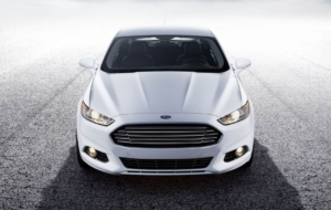Ford Mondeo 2017 HD Background