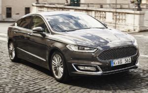 Ford Mondeo 2017 High Quality Wallpapers