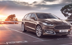Ford Mondeo 2017 Pictures