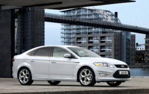 Ford Mondeo 2017 Widescreen