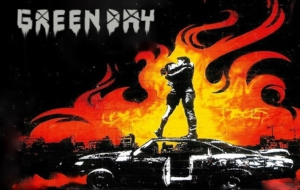 Green Day HD Background