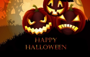 Happy Halloween Widescreen