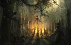 High Definition Halloween Wallpapers 9
