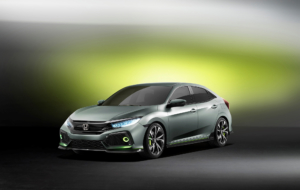 Honda Civic 2017 Wallpapers