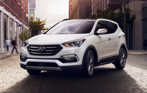 Hyundai Santa Fe Sport 2017 Wallpapers