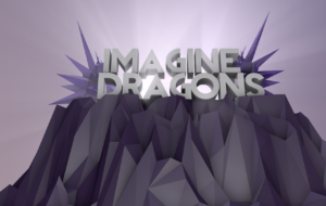 Imagine Dragons HD Background