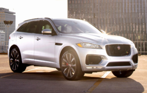 Jaguar F Pace 2017 Widescreen
