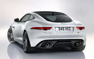 Jaguar F Type Coupe High Quality Wallpapers