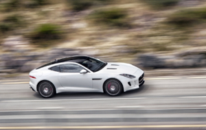 Jaguar F Type Coupe Widescreen