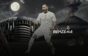 Karim Benzema High Quality Wallpapers
