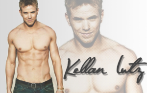 Kellan Lutz HD Background