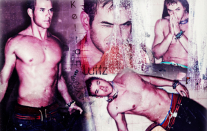 Kellan Lutz High Definition