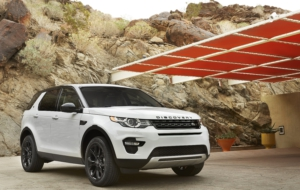 Land Rover Discovery Sport 4K