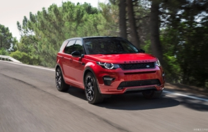 Land Rover Discovery Sport Computer Wallpaper