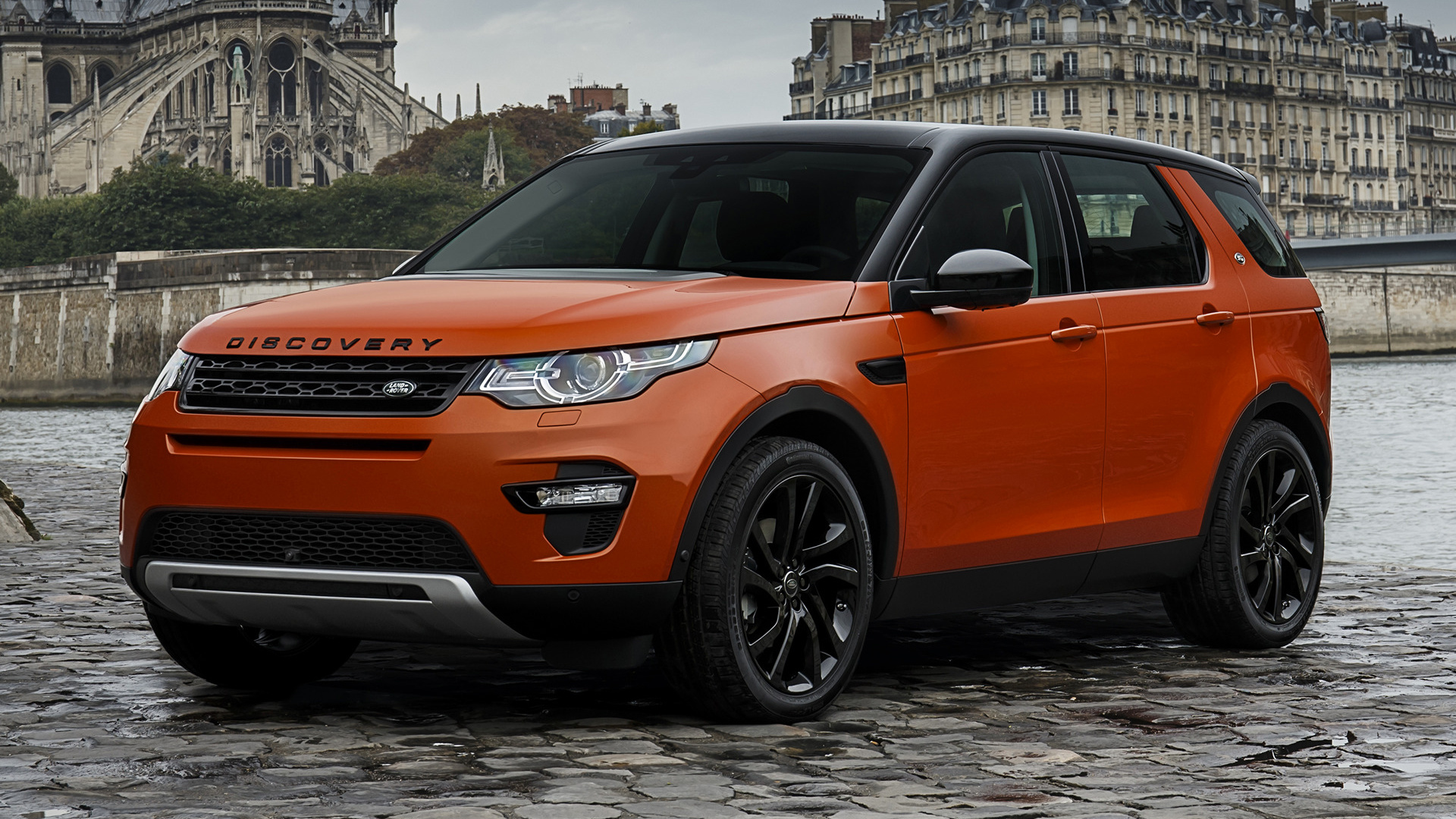 Land Rover Discovery Sport >> Land Rover Discovery Sport HD Wallpapers