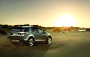 Land Rover Discovery Sport High Definition Wallpapers