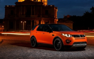 Land Rover Discovery Sport High Quality Wallpapers