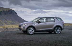 Land Rover Discovery Sport For Desktop