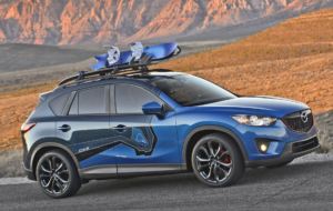 Mazda CX 5 High Quality Wallpapers