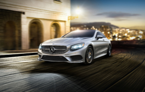 Mercedes S Class Coupe 2017 HD