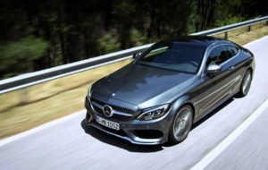 Mercedes S Class Coupe 2017 High Definition Wallpapers