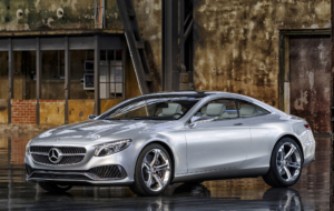 Mercedes S Class Coupe 2017 Wallpapers