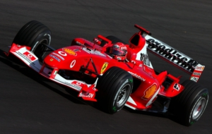 Michael Schumacher HD Wallpaper