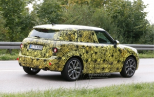 Mini Clubman 2017 High Definition Wallpapers
