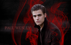 Paul Wesley HD Wallpaper