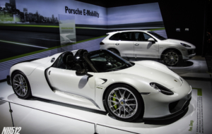 Porsche 918 Spyder 2017 Wallpapers HD