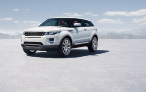 Range Rover Evoque HD Wallpaper