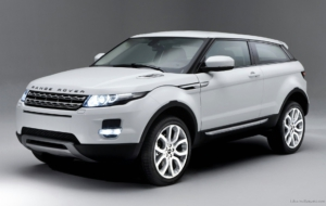 Range Rover Evoque High Definition