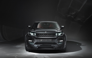 Range Rover Evoque Widescreen