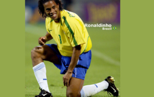Ronaldinho HD Background
