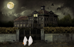 Scary Halloween Wallpaper For Computer