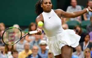 Serena Williams Deskto