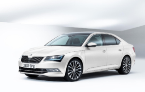 Skoda Superb 2017 Wallpapers HD