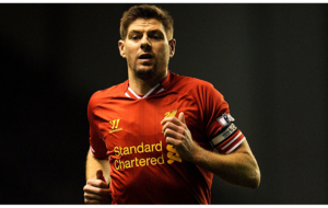 Steven Gerrard HD Wallpaper