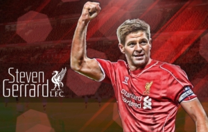 Steven Gerrard High Definition Wallpapers